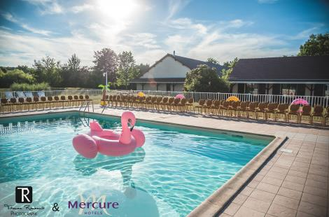 flamand rose mercure