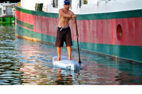 Les Canalous : location de stand-up paddle ou SUP
