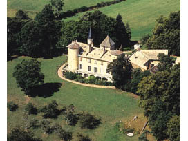 Château de Saint-Point - Lamartine