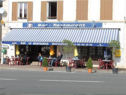 Restaurant Le Montauban