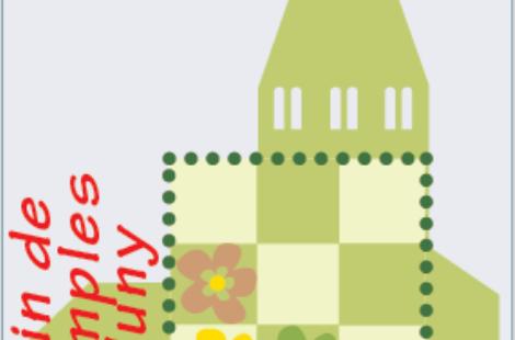 logo jardin de simples