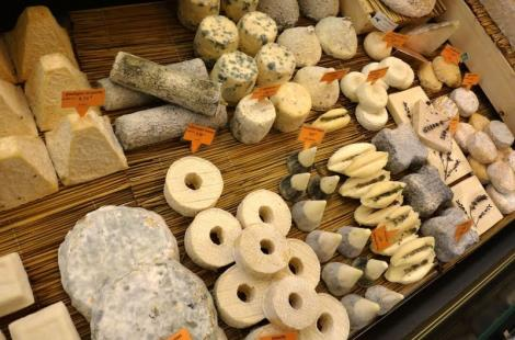 Degustation de fromages