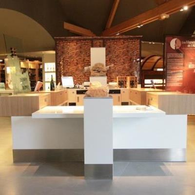 Cave des Vignerons de Mancey - Crédit : Les vignerons de Mancey