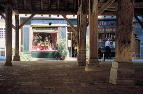 Les Halles de Nolay
