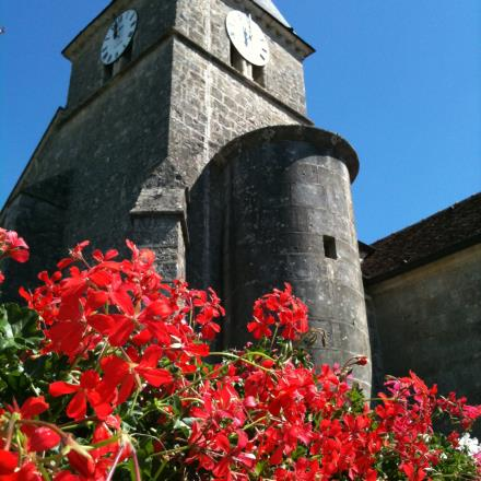 Eglise Saint-Renobert - Faverolles-lès-Lucey