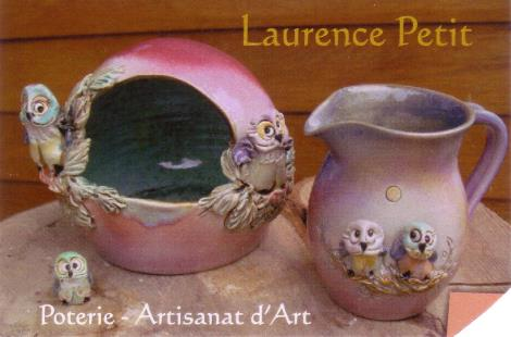 Poterie Laurence Petit