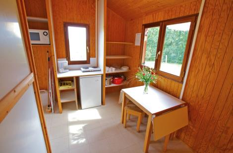 mini chalet Montbard