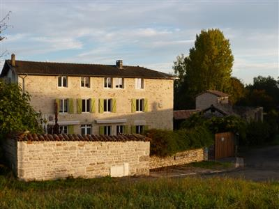 Moulin de buffière - Crédit : Gîtes de France