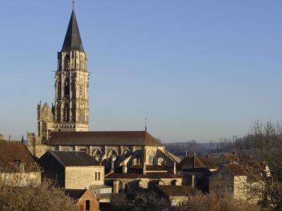 Eglise Notre Dame de Saint Père sous Vézelay