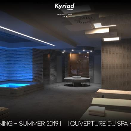 Spa-Kyriad Dijon Gare