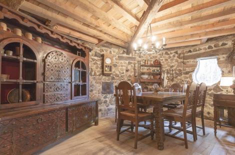 salle à manger Hobbit