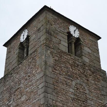 9 BUFFIERES clocher