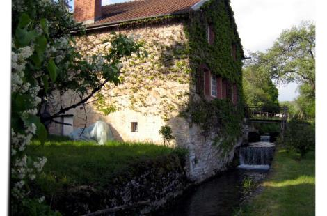 Le moulin de St Germain le rocheux