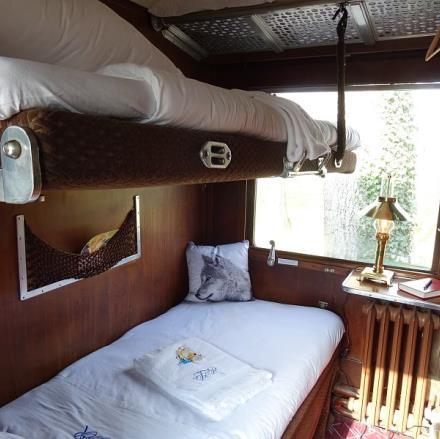 cabine double Orient Express