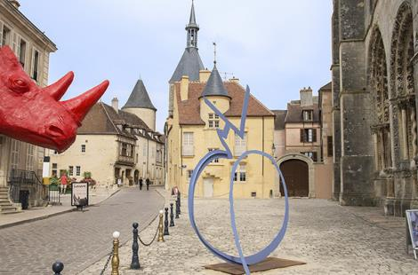Avallon_Photo Alain Doire_Bourgogne Tourisme 2