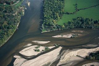 Le Bec d'Allier, site WWF
