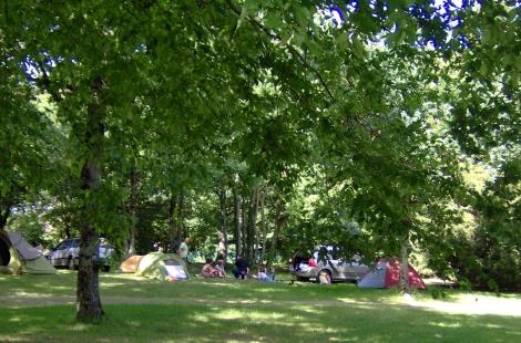 Camping Municipal de la Courtillerie - Saints en Puisaye (4)