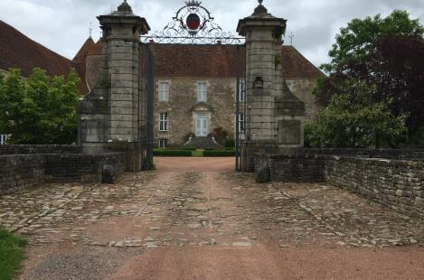 Chateau d'Ecutigny