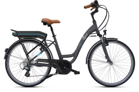 E-bike O2Feel Vog_D8C_Gris