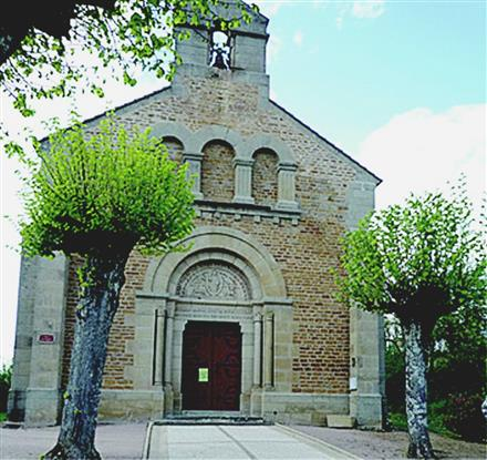Eglise de Saint-Maurice-les-Couches