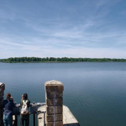 Balade famille : le sentier du Martin pêcheur aux étangs de Vaux et Baye