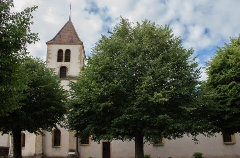 Église St Philippe et St Jacques