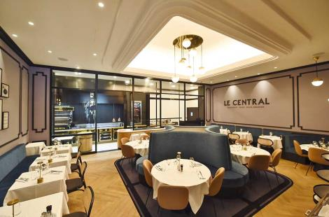 Ibis Styles Dijon Central - Restaurant Le Central
