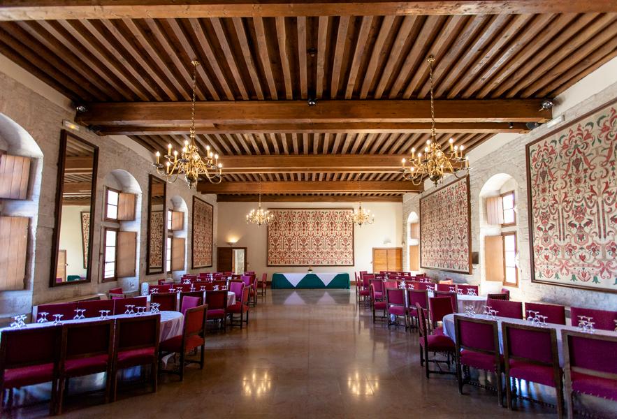 Salle des Tapisseries - Stephane URBANO