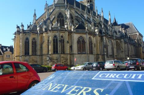 Lutrin Cathédrale Nevers (1)