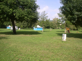 Camping municipal les Fontaines