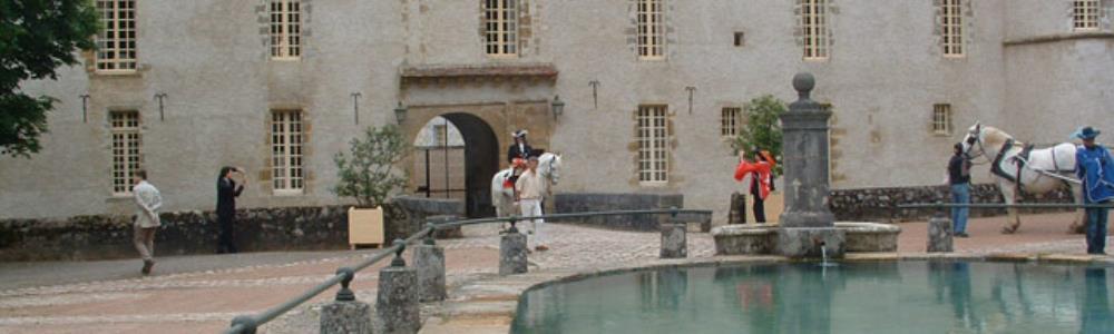 Château de Bazoches - Crédit : ADT 58