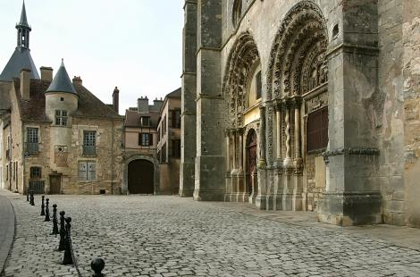 Quartier Historique - © Service communication Ville d'Avallon