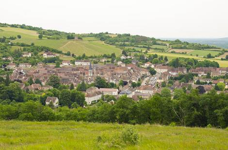 SAINT GENGOUX LE NATIONAL_Photo Alain Doire-Bourgogne Tourisme