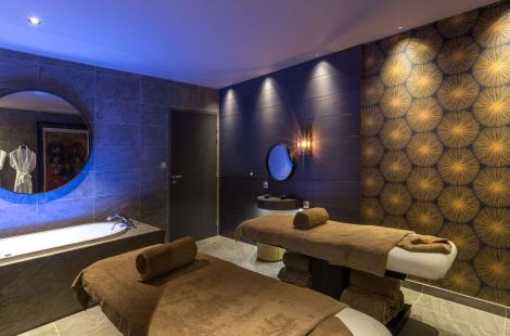 SPA DES SEPT FONTAINES - Cabine double
