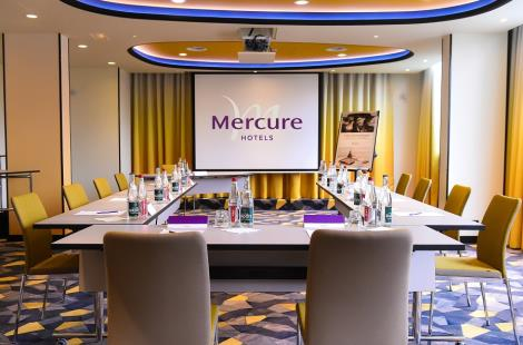 Salon disposition U - Mercure Dijon Centre Clemenceau