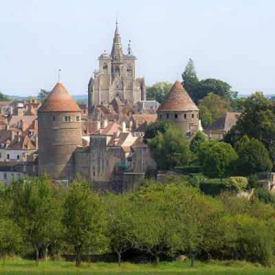 Visite de Semur-en-Auxois