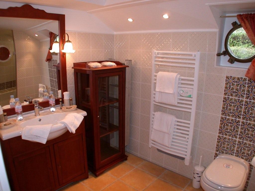 Suite Imperial bathroomRP - Château La Chassagne