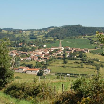 Village de Trambly