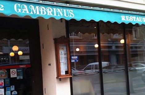 Restaurant Gambrinus-Nevers