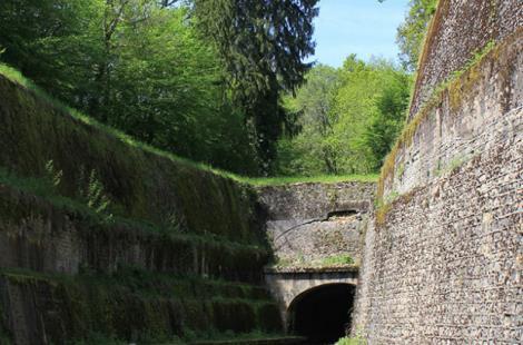 Balade numérique au fil de l'eau le long du Canal du Nivernais
