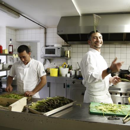 Chef Cyril Laugier