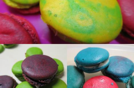 collagemacarons manufacture