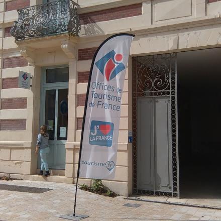 Office de Tourisme de Saint-Pierre Magny-Cours à SAINT-PIERRE-LE-MOUTIER