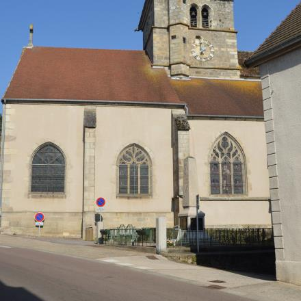 Église Saint Martin de Couches