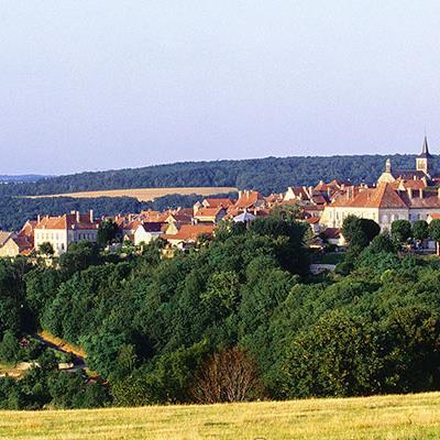 Village de Flavigny sur Ozerain - Crédit : Alain Doire