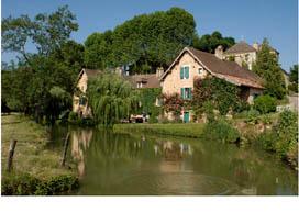 Chambres d'Hôtes Château de Messey - Les Maisons Vigneronnes