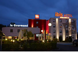 Hôtel Ibis Europe - Restaurant