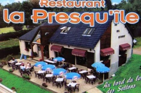 Restaurant La Presqu'île