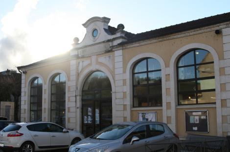 Médiathèque intercommunale de Neuvy-sur-Loire