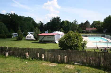 piscine camping les2rivieres